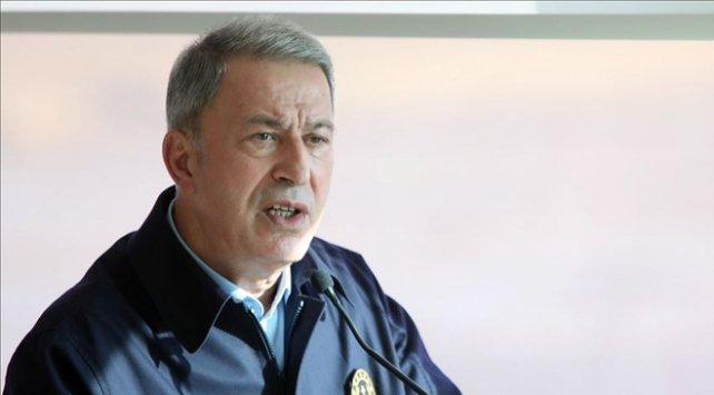 Bakan Akar: Ermenistan, işlediği suçların hesabını verecek