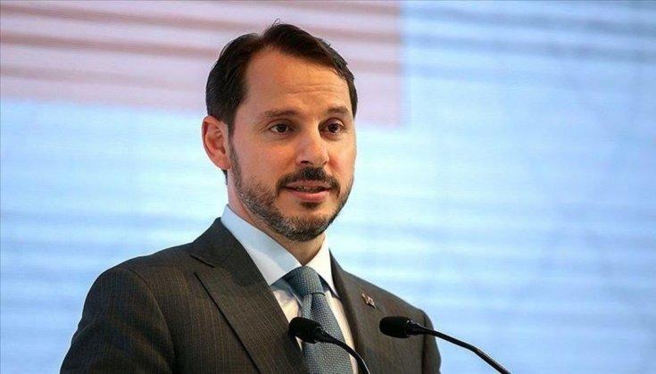 Bakan Albayrak'tan 'büyüme' açıklaması: Sonraki dönemlerde güçlü toparlanmaya şahit olacağız inşallah