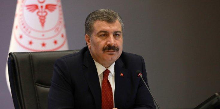 Bakan Koca: Temaslı kişilerin pozitif vakaya dönüşme oranları Türkiye genelinde arttı