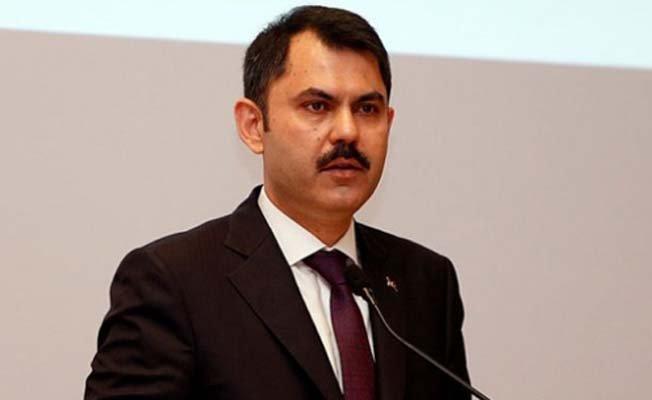 Bakan Kurum: Acil dönüştürülmesi gereken 1,5 milyon konut var, bunun 300 bini İstanbul'da
