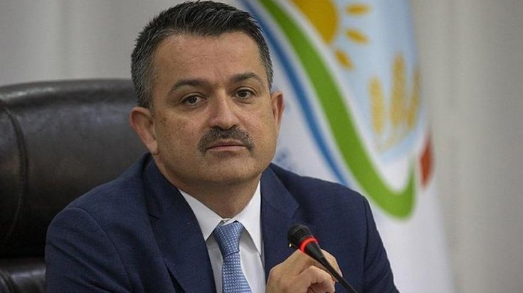 Bakan Pakdemirli: Gıda denetimlerinde 63 milyon TL ceza uygulandı
