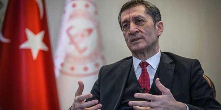 Bakanı Selçuk'tan uzaktan eğitim açıklaması