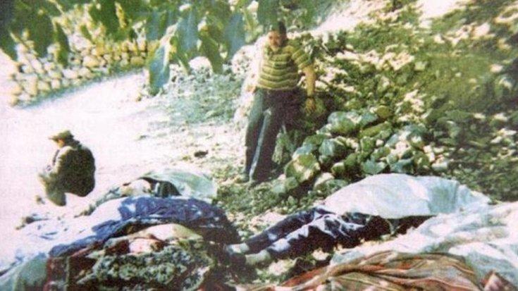 Başbağlar Katliamı'nın 27. yıl dönümü