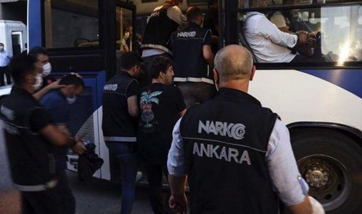 'Bataklık Operasyonu'nda 34 şüpheli tutuklandı
