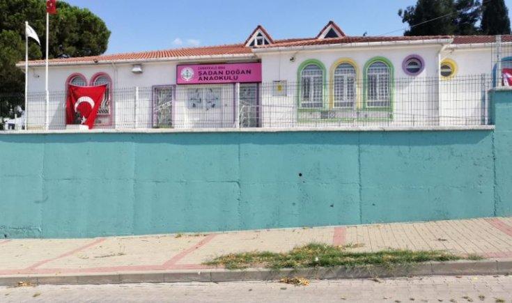 Biga'da koronavirüs nedeniyle 2 okulda eğitimi erteleme kararı verildi
