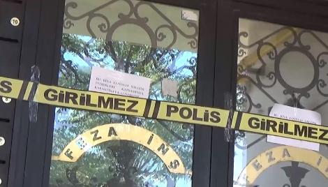 Bir kişinin koronavirüs testi pozitif çıktı, 53 kişinin oturduğu apartman karantinaya alındı