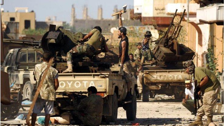 """""""Libya'da Hafter güçleri, Türk hedeflerine 'Libya tarihinin en büyük hava saldırısını' başlatma tehdidinde bulundu"""""""