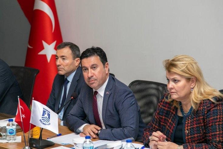 Bodrum Belediye Başkanı Aras: Halkın parasını kimseye çarçur ettirmeyiz