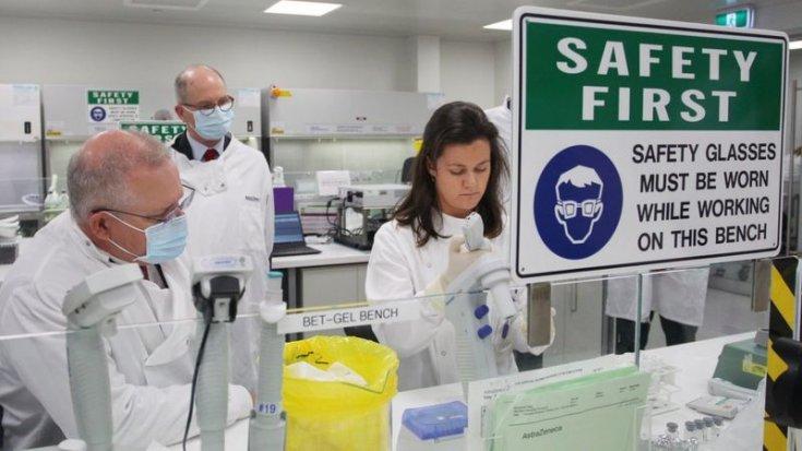 Brezilya'da bir gönüllü aşı deneyleri sırasında hayatını kaybetti