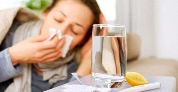 Bu besinler grip ve soğuk algınlığına iyi geliyor