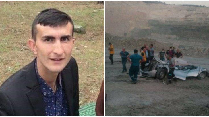 Bursa Orhaneli'nde feci kaza: 1 kişi hayatını kaybetti