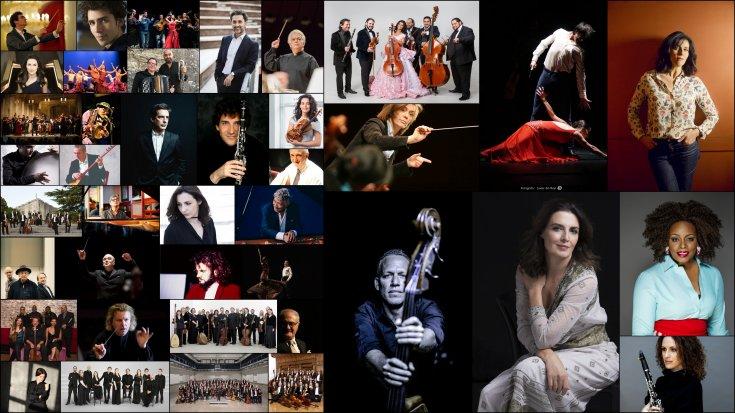 Cemal Reşit Rey 44 konserle müzikseverleri bekliyor