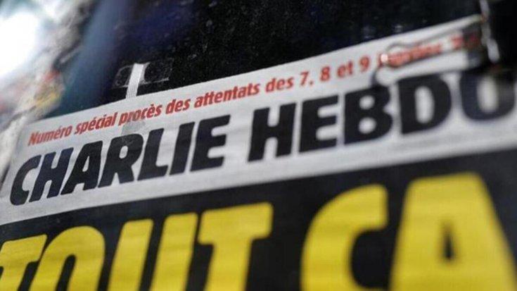 Charlie Hebdo'dan tepki çeken Erdoğan karikatürü