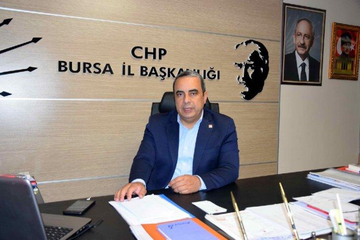 CHP Bursa İl Başkanı Karaca: Bursa'daki Covid kaynaklı vefat sayısı neden gizleniyor?