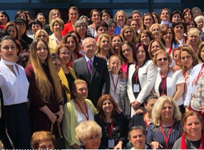 CHP Kadın Kolları 14. Olağan Kurultayını erteledi