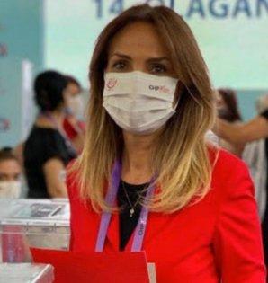 CHP Kadın Kolları Başkanı Aylin Nazlıaka oldu