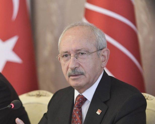 CHP Lideri Kemal Kılıçdaroğlu'ndan İdlib şehitleri için baş sağlığı mesajı