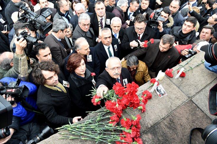 CHP Lideri Kılıçdaroğlu, Ankara'da Uğur Mumcu anmasına katılacak