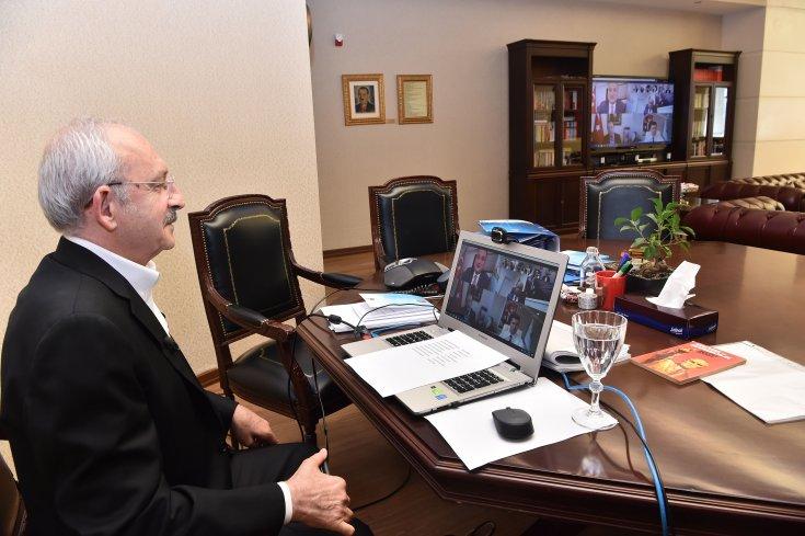 CHP lideri Kılıçdaroğlu'ndan belediye başkanlarına koronavirüs talimatı