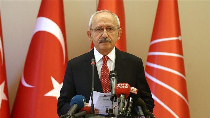 CHP MYK, Kılıçdaroğlu'nun başkanlığında olağanüstü toplanacak