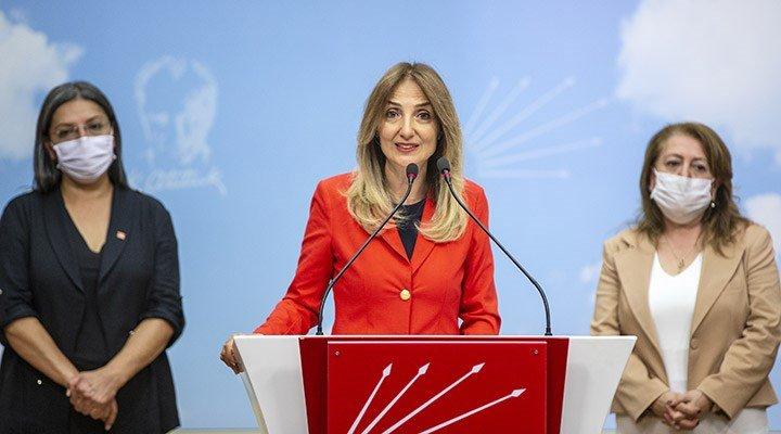CHP PM Üyesi Aylin Nazlıaka, CHP Kadın Kolları Genel Başkanlığına adaylığını açıkladı