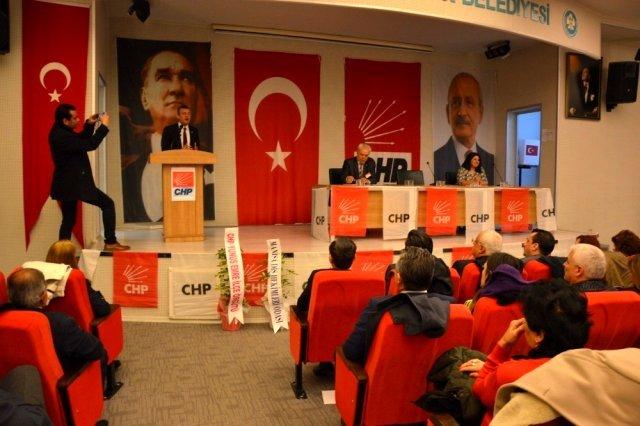 CHP Şehzadeler ilçe örgütünün yeni başkanı belli oldu