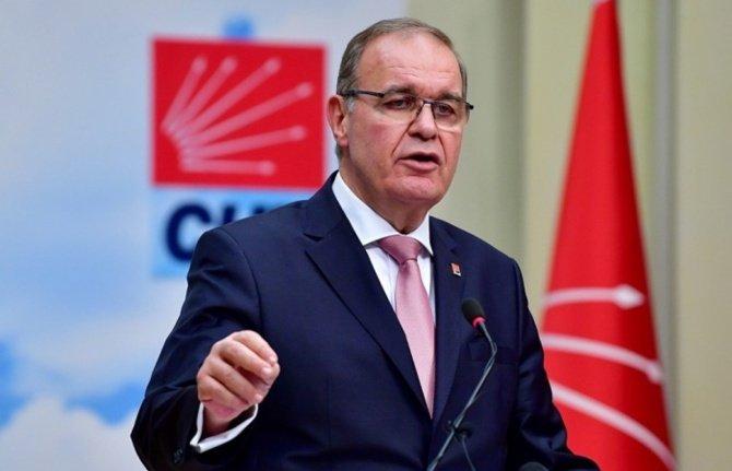 CHP Sözcüsü Öztrak: Kayınpeder ve damadının pembe tabloları millet için hiçbir şey ifade etmiyor