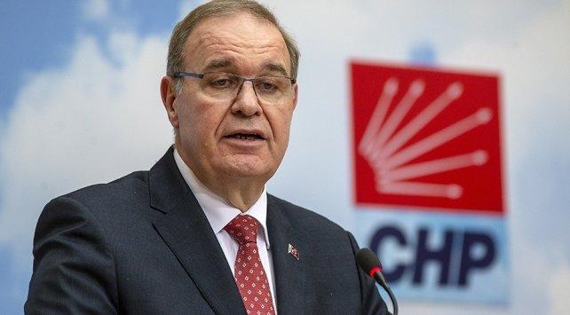 CHP Sözcüsü Öztrak 14.00'te basın toplantısı yapacak