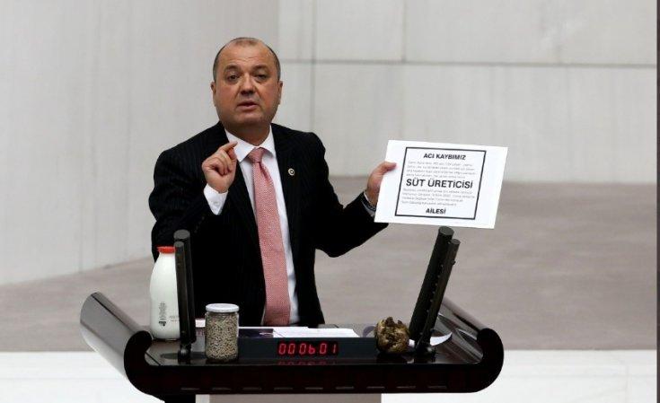 CHP'li Aygun: TMO, Türk çiftçisinin düşmanı haline geldi