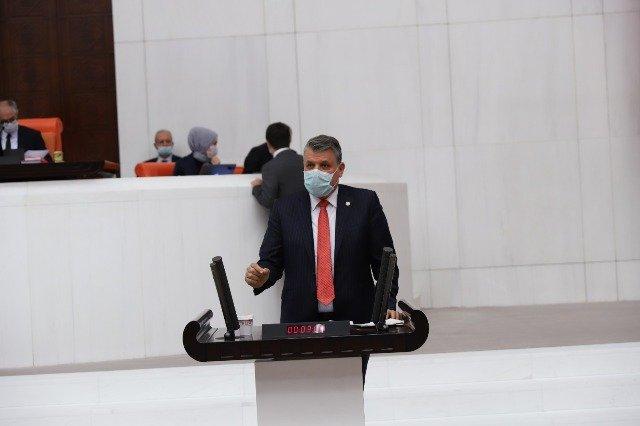 CHP'li Barut: Afet yalnızca üreticileri değil, milli serveti vurdu