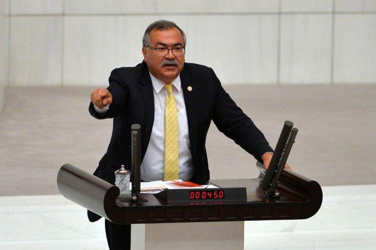 CHP'li Bülbül'den Sağlık Bakanı'na çağrı: Sağlık çalışanlarının koşulları iyileştirilsin