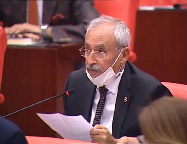 CHP'li Kaplan'dan hükümete: İşsizlik maaşını dahi ödeyemeyecek duruma geldiniz