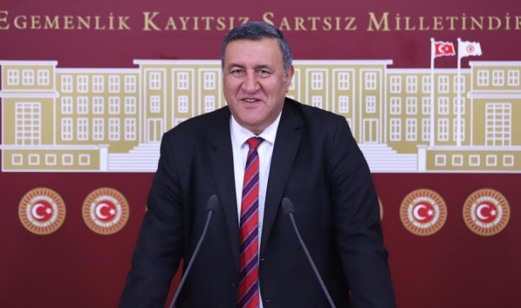 CHP'li Ömer Fethi Gürer: Kanal İstanbul yerine Fırat sularının Orta Anadolu'ya getirilmesi projesi gündeme alınmalıdır