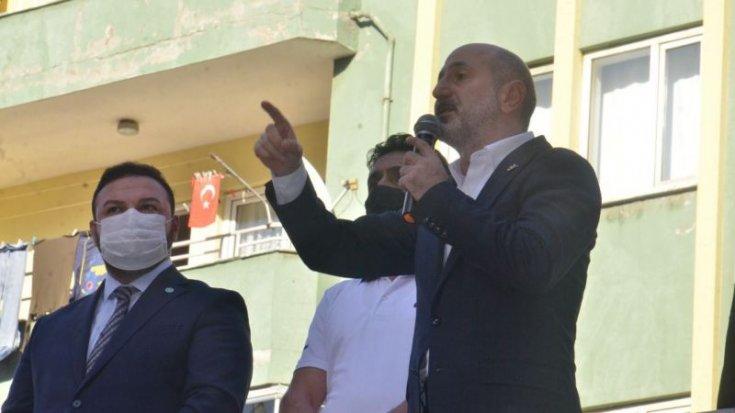 CHP'li Öztunç'tan termik santral uyarısı: Filtresiz alıştırmaya devam ederlerse on binleri oraya yığarım