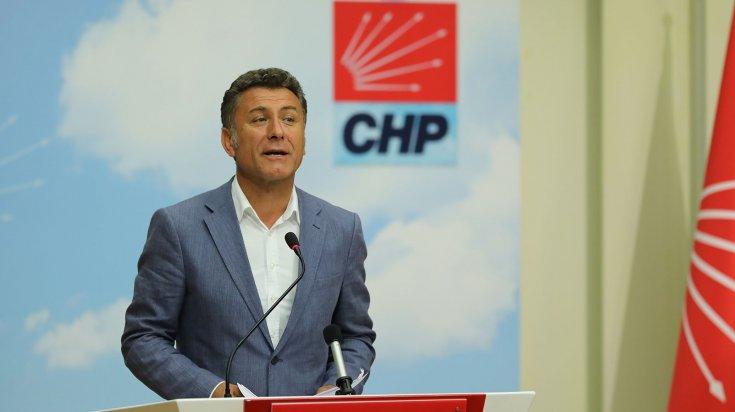 CHP'li Sarıbal, Bakan Pakdemirli'yi istifaya davet etti