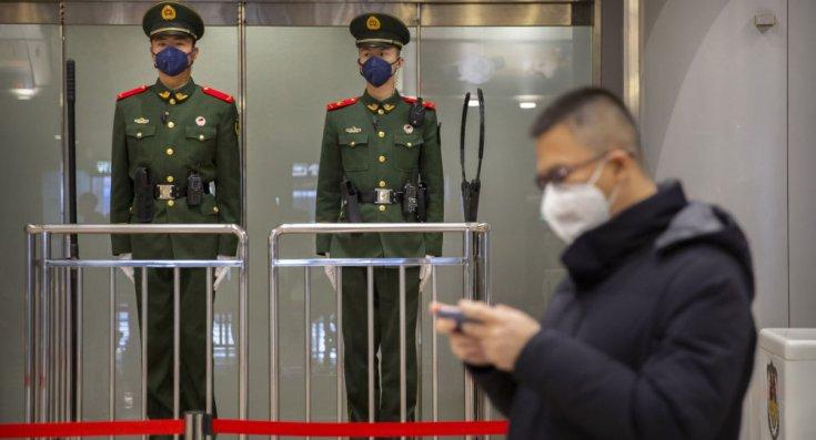 Çin'de koronavirüs salgını nedeniyle bir şehir daha karantinaya alındı: Toplu taşıma hizmetleri durduruldu, halka dışarı çıkmamaları uyarısı yapıldı