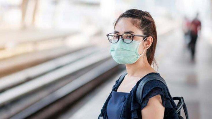 Çinli bilim insanları: Gözlük takanlara 5 kat daha az Covid-19 teşhisi konuluyor