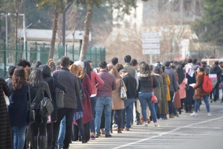 'Covid-19 salgını 7-8 milyon yeni işsiz yaratabilir'