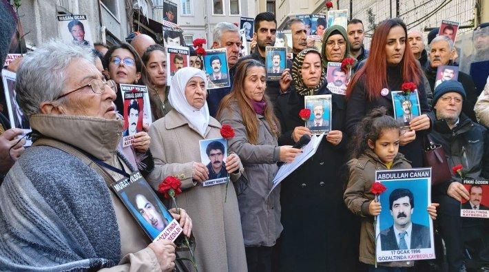 Cumartesi Anneleri  Abdullah Canan'ın akıbetini sordu