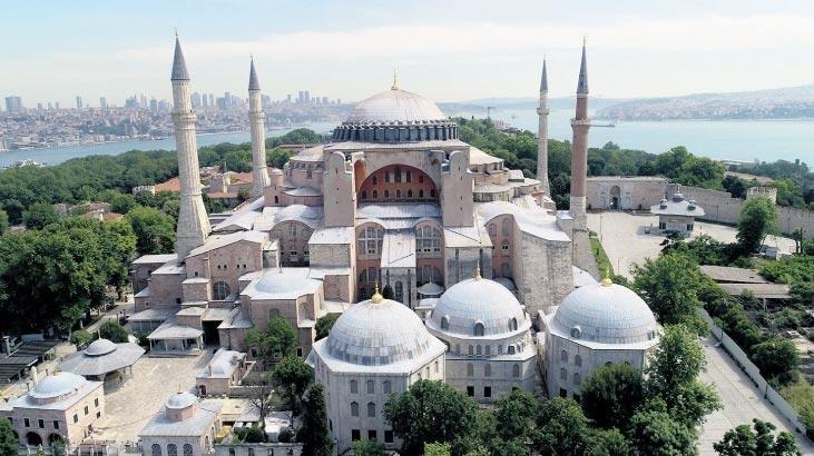 Cumhurbaşkanlığı 'Ayasofya müze olarak kalsın' demiş!