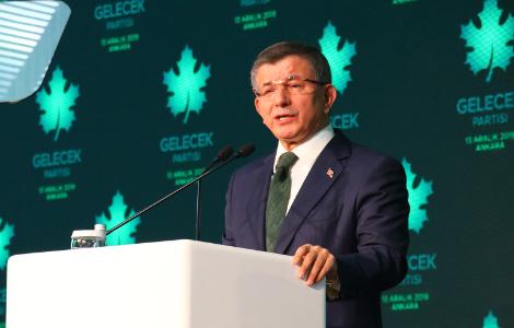 Davutoğlu: 'Emevi Camii'nde Cuma namazı kılacağız' diyen ben değilim Erdoğan'dı. Pelikan çetesinin algı operasyonu'
