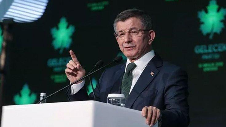 Davutoğlu: Felaketin hesabını vermeden, üste çıkıp utanmadan reformdan bahsedemezsiniz