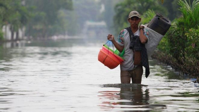 Deniz seviyelerinin yükselmesiyle 30 yıl içinde 23 milyon kişi 'sel ve taşkınlara maruz kalacak'