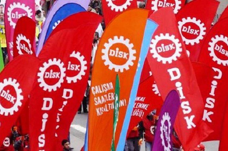 DİSK, 16. Genel Kurulu'nu '2020'lerin DİSK'i emeğin Türkiye'si şiarıyla topluyor