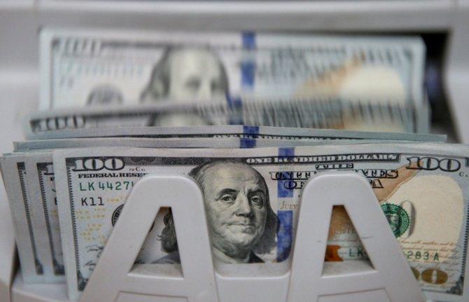Dolar/TL, 6,80 seviyesinde işlem görüyor