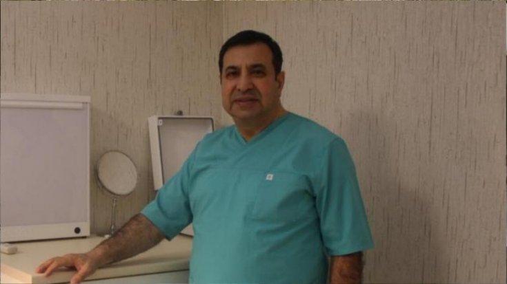 Dr. Salih Cenap Çevli Covid-19 nedeniyle yaşamını yitirdi