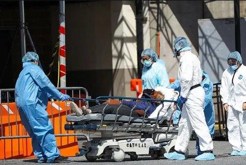 Dünya genelinde koronavirüsten can kaybı 562 bin 894'e yükseldi