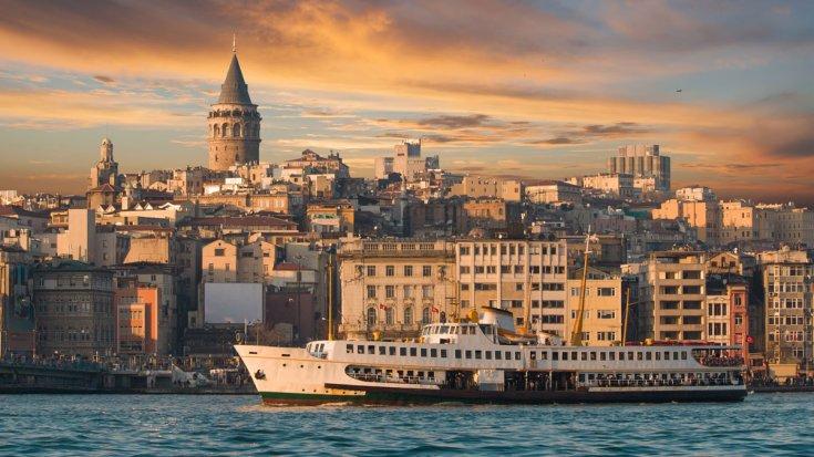 Dünya'nın en turistik şehirlerinden İstanbul'un en popüler otelleri