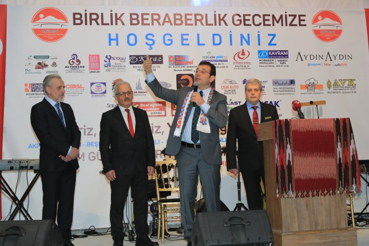 Ekrem İmamoğlu: Siyasi partileri ve siyasi kimlikleri kutsallaştıran hata yapar