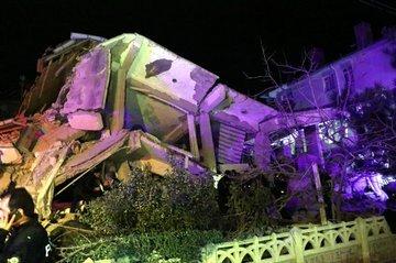 Elazığ'da 6,5 şiddetinde depremde 4 kişi hayatını kaybetti